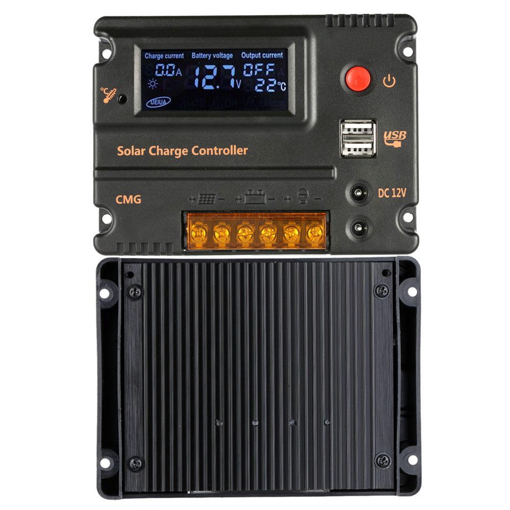 20A контроллер заряда солнечной панели Anself GMG-2420 с ЖК дисплеем, 12V/24V automatic - фото HTB1FQsvKVXXXXcWXFXXq6xXFXXXX.jpg
