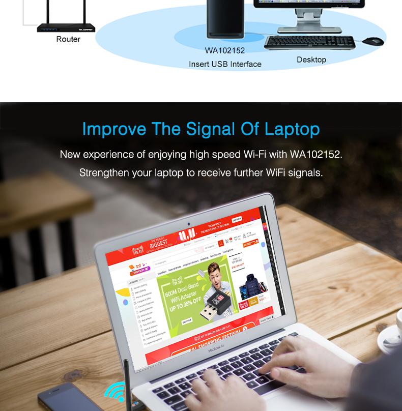 Wi-Fi USB адаптер iMic-С 150 Мбит/c 802.11b/g/n  для ноутбука /PC - фото aeProduct.getSubject()