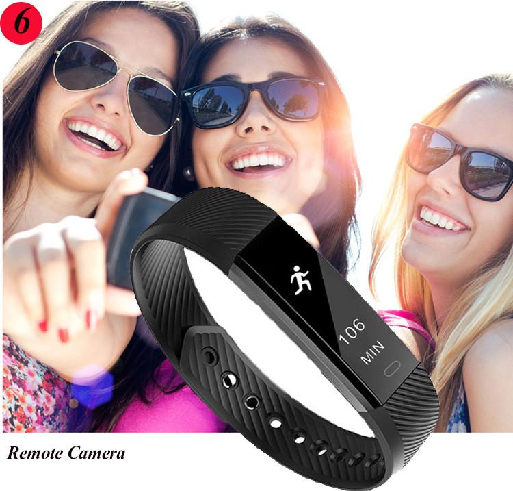 id115 smart bracelet12