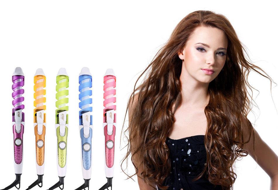 Спиральная плойка для завивки волос Perfect Curl RZ 118 стайлер для волос перфект курл +подарок - фото HTB16dB_NVXXXXa1XpXXq6xXFXXXz.jpg