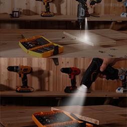 Аккумуляторная отвертка DEKO DCS3.6DU2  (шуруповёрт) Li-ion батарея45 бит ГИБКИЙ ВАЛПоворотная ручка - фото HTB1rx5Tb7PoK1RjSZKbq6x1IXXa9.jpg