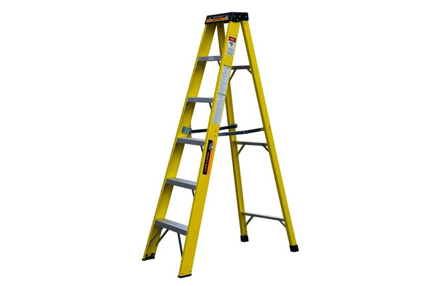 Стремянки и лестницы - фото 8