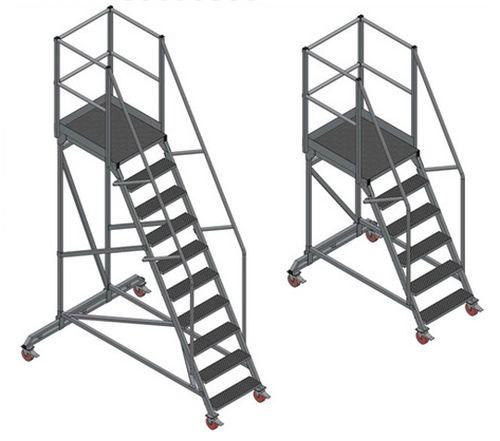 Стремянки и лестницы - фото 4