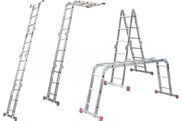 Стремянки и лестницы - фото 5