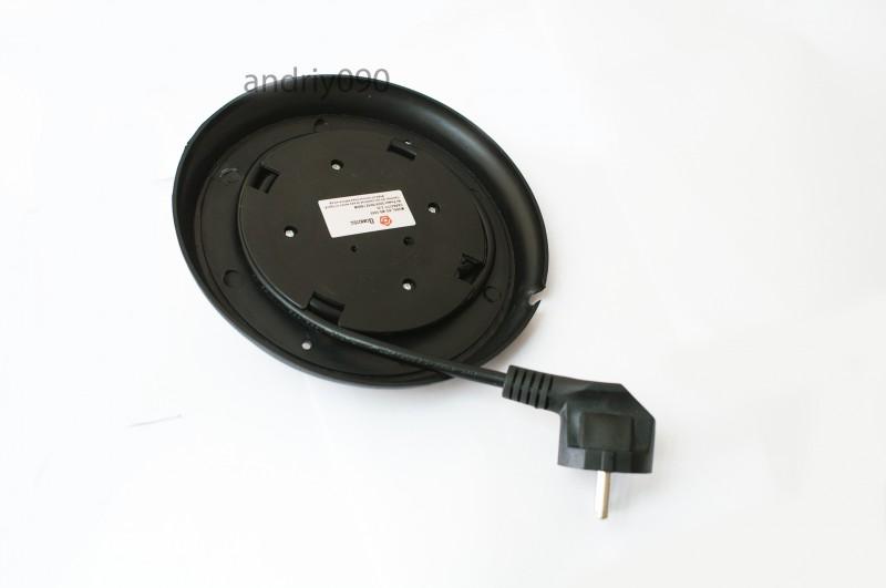 Дисковый электрический чайник Domotec DT-805 #S/O - фото 440ed804da00d05c4c380886f23e67a4.jpg