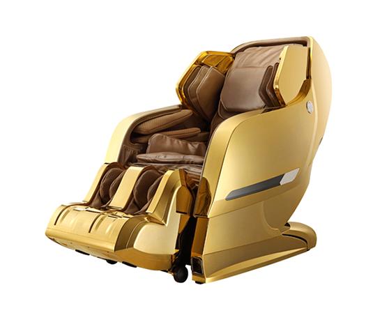 Массажное кресло Axiom Golden золотой - фото 1