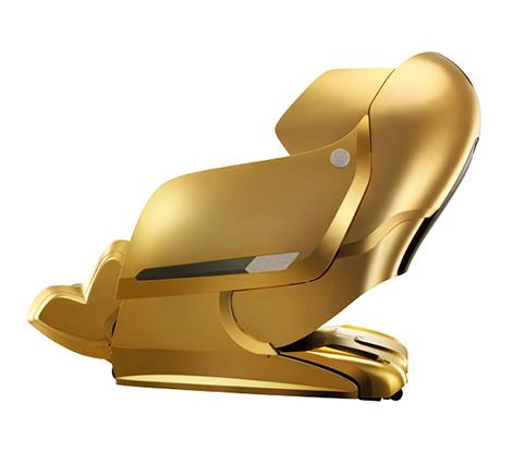 Массажное кресло Axiom Golden золотой - фото 3