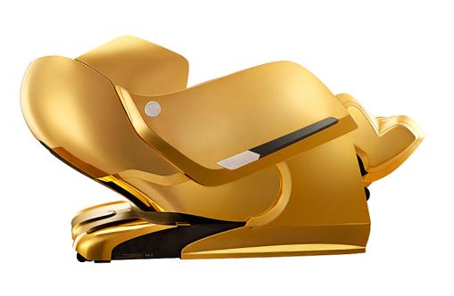 Массажное кресло Axiom Golden золотой - фото 2