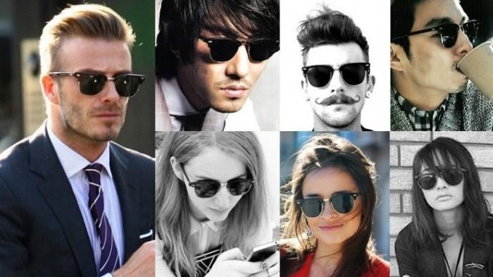 Солнцезащитные очки Ray Ban Clubmaster 5779 692-472-5 50-20 145 Red - фото e875f390b8be4c443e294de2f71a1297.jpg