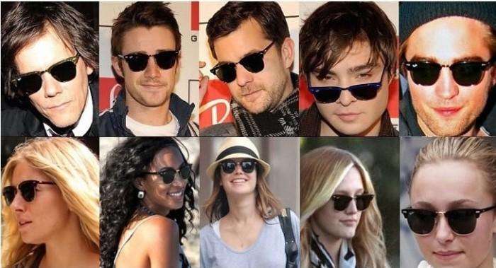 Солнцезащитные очки Ray Ban Clubmaster 5779 692-472-5 50-20 145 Red - фото beb73d2c82c404de76378e3919705a76.jpg