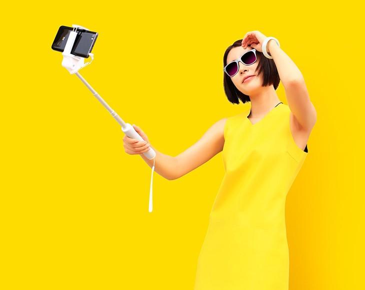 Xiaomi Mi Selfie Stick (Gray) - фото Xiaomi Mi Selfie Stick