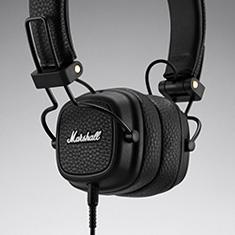 Marshall Major III Black (4092182) - фото Marshall Major III