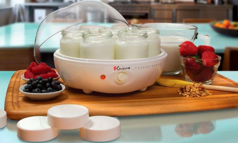 Йогуртницы, мороженицы - фото Как выбрать йогуртницу