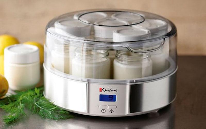 Йогуртницы, мороженицы - фото Параметры выбора йогуртицы