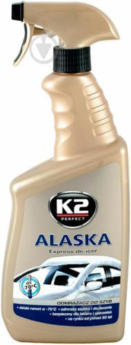 Размораживатель стекла K2 ALASKA MAX 700 мл - фото 2