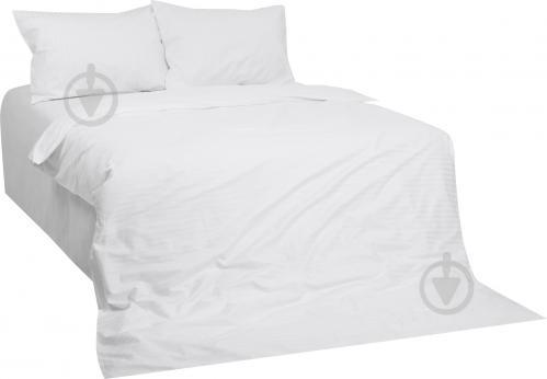 Комплект постельного белья Basic Stripe 1,5 белый La Nuit - фото Комплект постельного белья Basic Stripe 1,5 белый La Nuit - фото 6