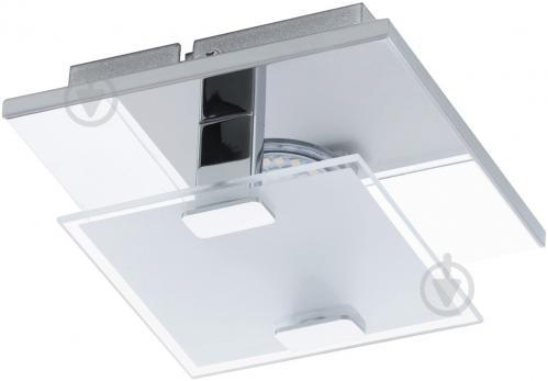 Светильник настенно-потолочный Eglo VICARO LED 1x2,5 Вт хром 93311 - фото 2