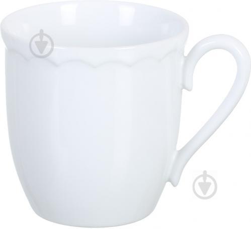Чашка для чая Корона Ultra White 270 мл Farn - фото 2