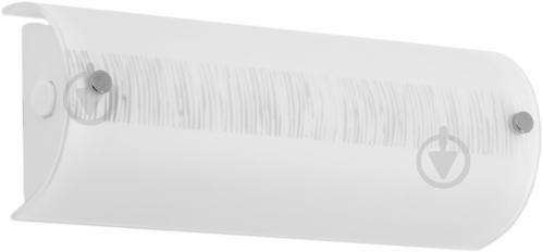 Светильник настенно-потолочный Nowodvorski CANALINA ZEBRA A 1x60 Вт E14 белый матовый 1156 - фото 4
