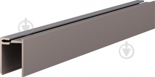 Планка маскировочная VOX 3 м светлая - фото Планка маскировочная VOX 3 м светлая - фото 2
