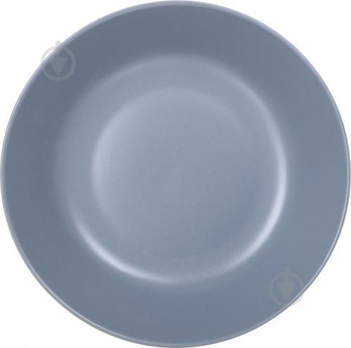 Тарелка суповая Dark 22 см - фото 3