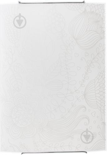 Светильник настенно-потолочный Nowodvorski BLOSSOM white 3 1x100 Вт E27 белый 5758 - фото Светильник настенно-потолочный Nowodvorski BLOSSOM white 3 1x100 Вт E27 белый 5758 - фото 4