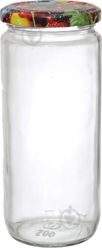Банка для консервирования с металлической крышкой твист-офф цилиндр 500 мл - фото 5
