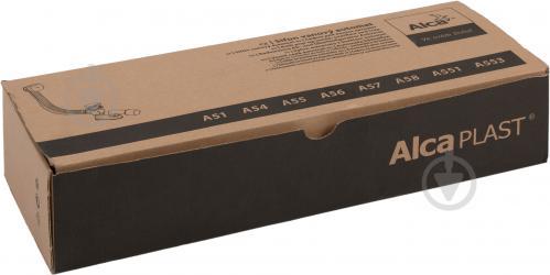 Сифон для ванны Alcaplast автомат комплект металл 57cm A55KM-57 - фото Сифон для ванны Alcaplast автомат комплект металл 57cm A55KM-57 - фото 11