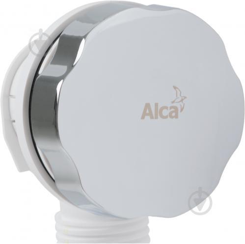 Сифон для ванны Alcaplast автомат комплект металл 57cm A55KM-57 - фото Сифон для ванны Alcaplast автомат комплект металл 57cm A55KM-57 - фото 8