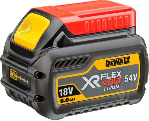 Батарея аккумуляторная DeWalt FleхVolt DCB546 - фото Батарея аккумуляторная DeWalt FleхVolt DCB546 - фото 6