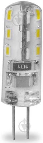 Лампа светодиодная Eurolamp 2 Вт капсульная прозрачная G4 220-240 В 3000 К LED-G4-0227(220) - фото Лампа светодиодная Eurolamp 2 Вт капсульная прозрачная G4 220-240 В 3000 К LED-G4-0227(220) - фото 4