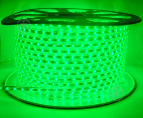 Лента светодиодная Estares 2835 6 Вт IP65 220 В разноцветный (RGB) - фото Лента светодиодная Estares 2835 6 Вт IP65 220 В разноцветный (RGB) - фото 9