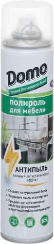 Полироль для мебели Domo Антипыль XD 10028 0,32 л - фото 2