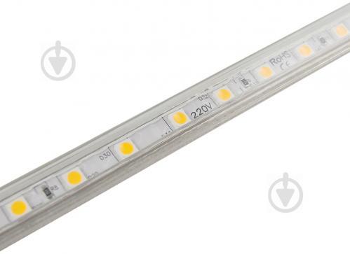 Лента светодиодная Светкомплект 5050-60 Led 3000 К 9,6 Вт IP65 220 В теплый - фото 6