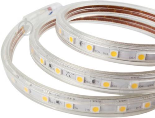 Лента светодиодная Светкомплект 5050-60 Led 3000 К 9,6 Вт IP65 220 В теплый - фото 5