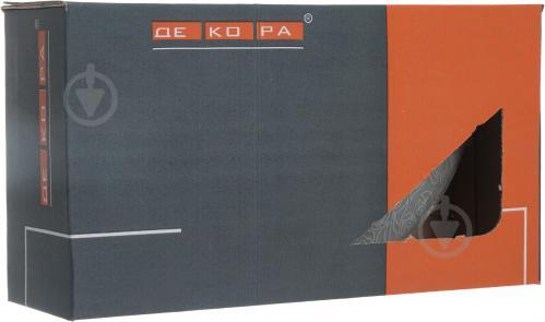 Светильник настенный Декора НББ Розетта-2 1/2 1x60 Вт E27 белый 24311 W - фото 8
