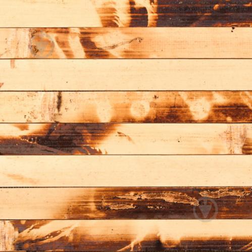 Обои бамбуковые LZ - 0804C 17 мм 2,5 м опаленные - фото 4