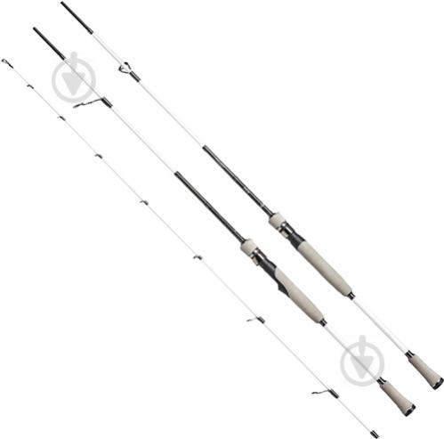 Спиннинговое удилище DAM Neo Finessa 180 см 2-10 г 51918 - фото 2
