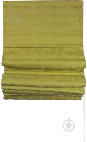 Римская штора Delfa 68x160 см оливковый - фото 5