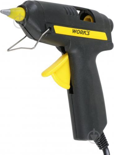 Пистолет клеевой Work's W80115 - фото 5