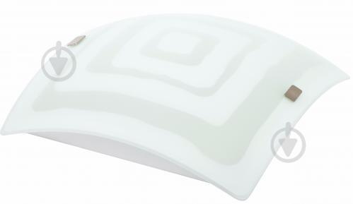 Светильник настенно-потолочный Eglo Aero 1 86852 1x100 Вт E27 сатин - фото 5