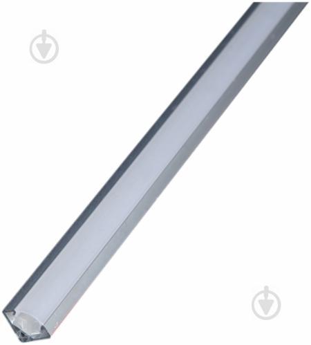 Комплект для LED ленты LP угловой профиль+рассеиватель ЛПУ17-РМ 100 см - фото 2
