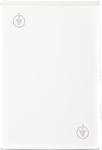 Ролета мини Bella Vita 500 - 01 75x150 см белая - фото 5