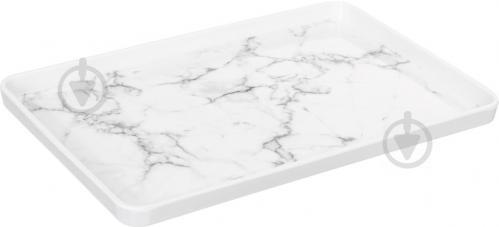 Поднос Marble 35,5х24х2 см Flamberg - фото Поднос Marble 35,5х24х2 см Flamberg - фото 4