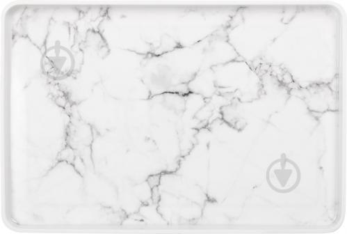 Поднос Marble 35,5х24х2 см Flamberg - фото Поднос Marble 35,5х24х2 см Flamberg - фото 3