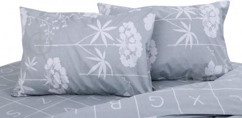 Комплект постельного белья Ventura семейный серый La Nuit - фото 9