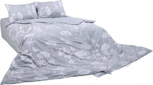 Комплект постельного белья Ventura семейный серый La Nuit - фото Комплект постельного белья Ventura семейный серый La Nuit - фото 7