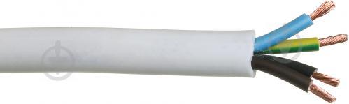 Провод многожильный Expert Power ПВС 4x1,5 белый - фото Провод многожильный Expert Power ПВС 4x1,5 белый - фото 2