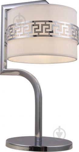 Настольная лампа декоративная Altalusse 1x40 Вт E14 хром INL-9370T-01 - фото 2