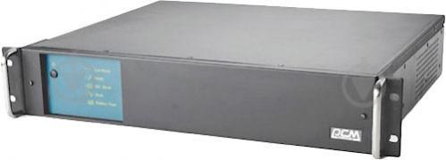 Источник бесперебойного питания (ИБП) Powercom KIN-1500AP RM (2U) - фото 5